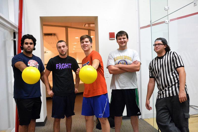 "Extreme Dodgeball Champions: Team ""Colonel Sanders"""