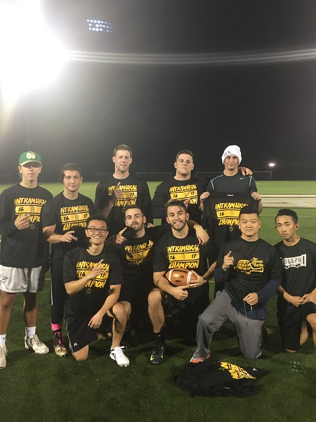 Flag Football Fall 16: PSK