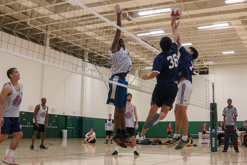 GMU Intramural Volleyball tournament