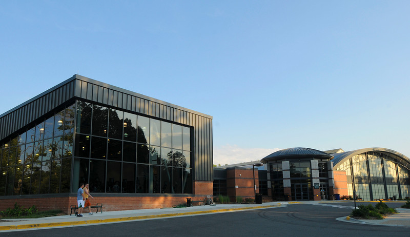 Acquatic and Fitness Center; Fairfax Campus
