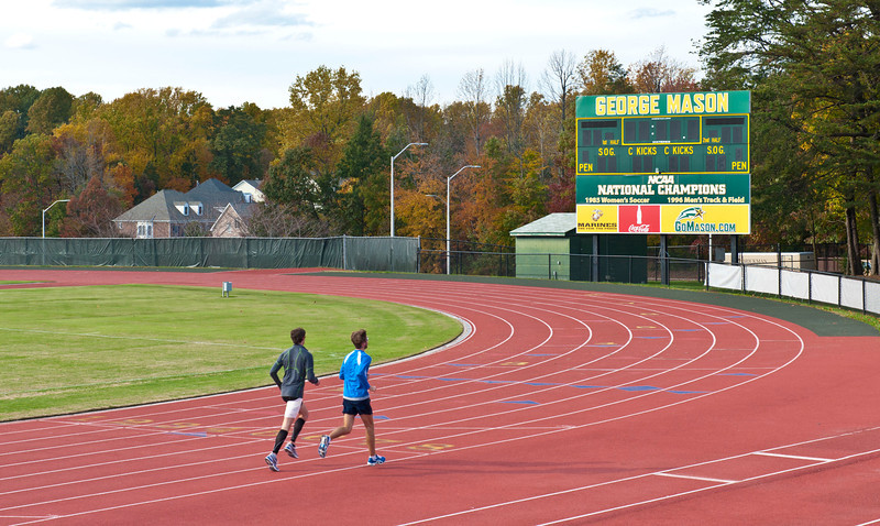 Field House Track
