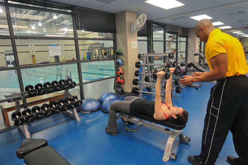 Acquatic and Fitness Center Fairfax Campus
