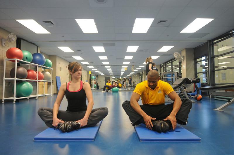 Acquatic and Fitness Center Fairfax Campus