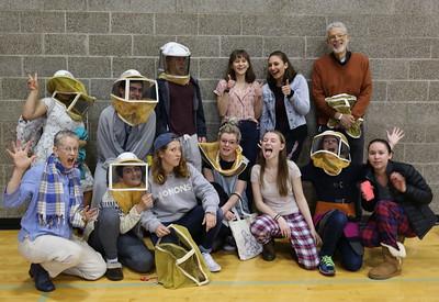 Bee Club Members