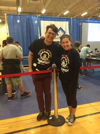 2015 MS Robotics FLL Competition Dec. 12