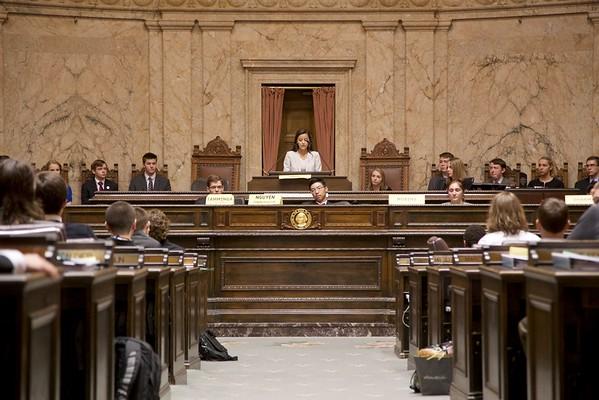 2015 Youth Legislature