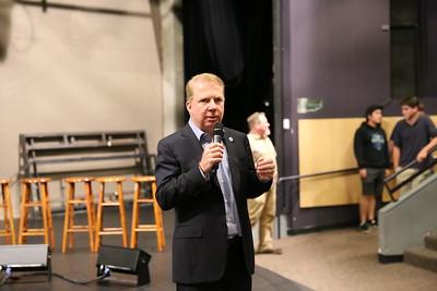 Mayor Ed Murray