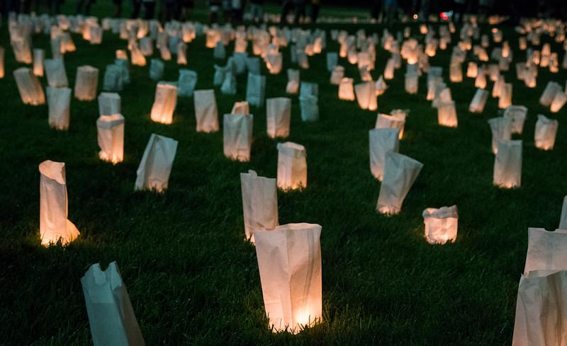 9/11 Candlelight Vigil
