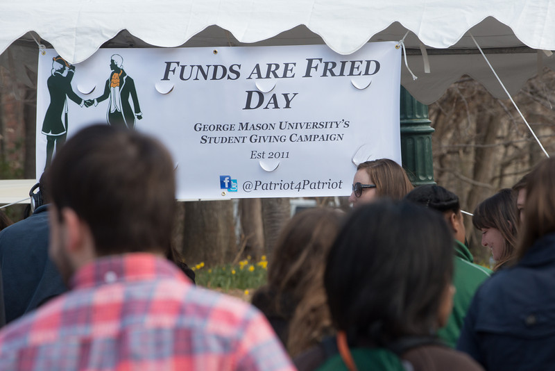 Funds Are Fried Day