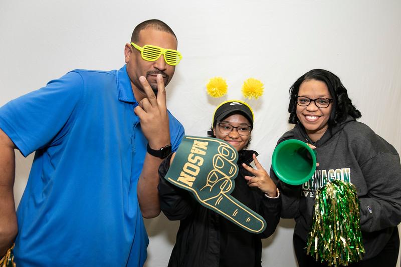 Gold Rush 2019.  Photo by:  Ron Aira/Creative Services/George Mason University