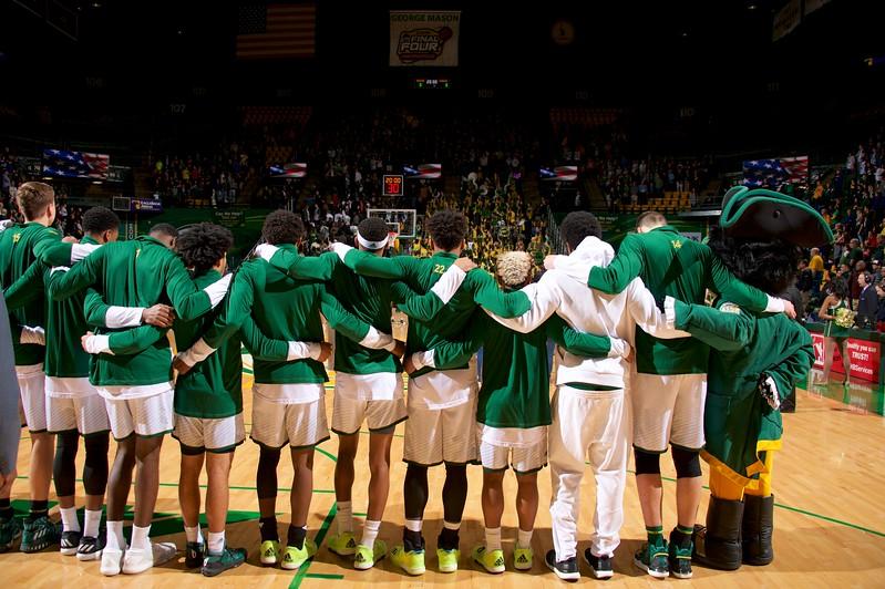 Men's Basketball vs Fordham. Photo by Rafael Suanes/Athletics