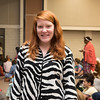 Students watched Moana and participated in Onesie Wednesday during homecoming week in The HUB ballroom. Photo by: Bethany Camp / Creative Services / George Mason University