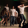 Lip sync battle during homecoming week in The Hub ballroom. Photo by: Bethany Camp / Creative Services / George Mason University