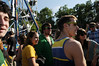 Students enjoy Mason Day on the Fairfax campus.