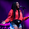 Queen Naija performs at Mason Day 2019. Photo by Bethany Camp/Creative Services/George Mason University.
