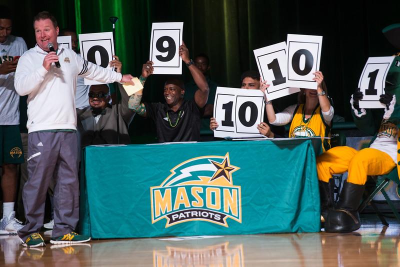 Mason Madness 2016