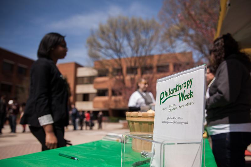 Philanthropy Week: Appreciation Day