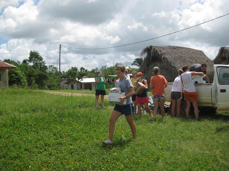 Belize 2009