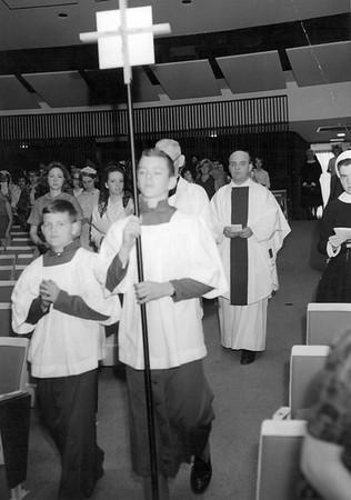 Faith in Poland Mass, 1967