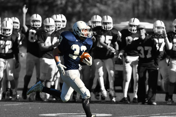 Freshman A Football!
