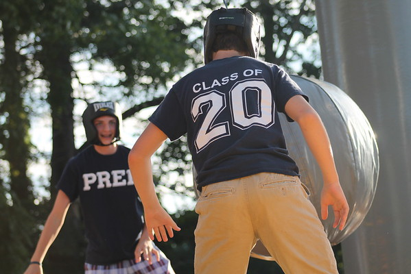Freshman Eagle Fest!