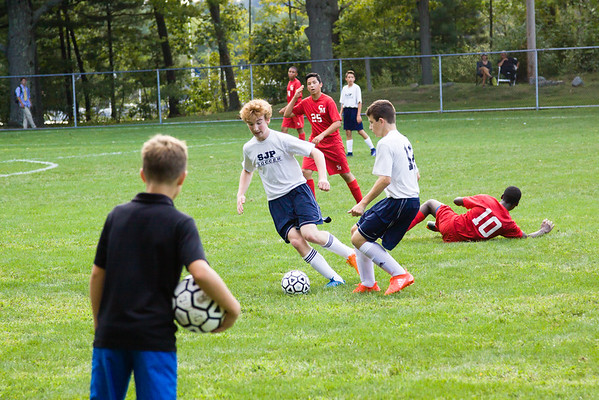 Freshman Soccer!