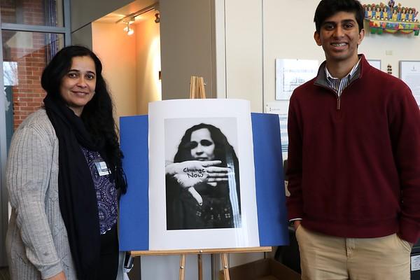 Gender Justice Portrait Reveal