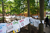 The Clothesline Project - Turn Off the Violence Week. Photo by Alexis Glenn