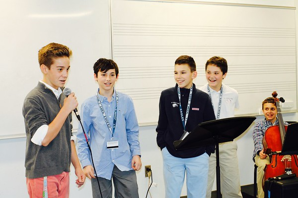 """Gr. 6 Music Class """"Stand By Me!"""""""