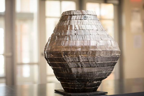 Living with Art—Sculptures around Campus