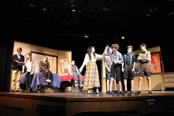 """MS Drama Fest: """"When the Children Have Been Good"""""""