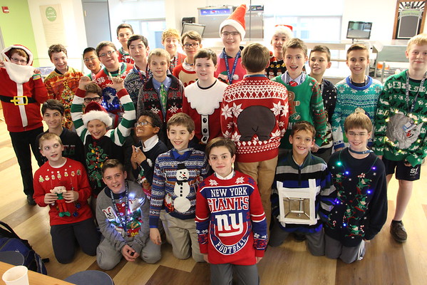 MS Ugly Sweaters 2016!