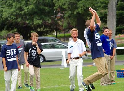 Middle School: Eagles Nest Orientation