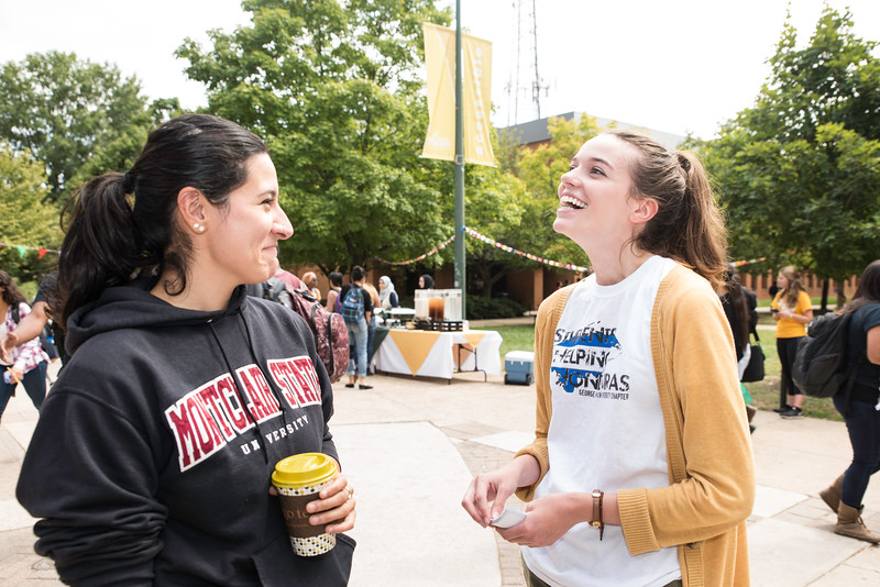 Bienvenida Latina Kick-Off Party celebrating the beginning of Hispanic Heritage Month.  Photo by Ron Aira/Creative Services/George Mason University