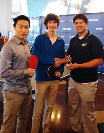 Ping Pong Tournament!