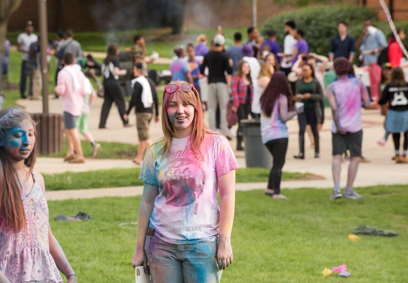 Student Life - President's Park