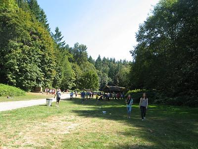 2012 9th Grade Retreat