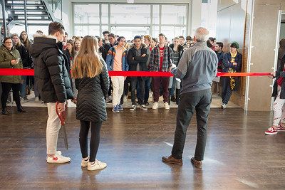 Center For Science & Visual Arts Opening 12-19-19