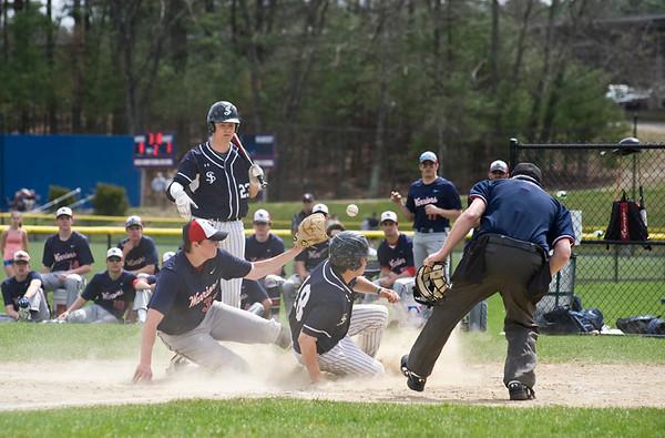 SJP Baseball Varsity & JV Action