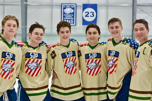 SJP Hockey by Joe D '17