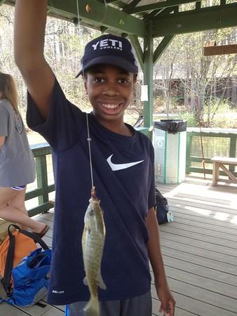 Sixth Grade Outdoor Education Trip
