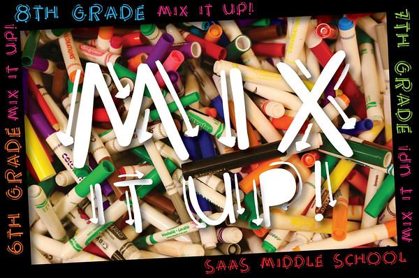 2016  Middle School Mix It Up Lunch