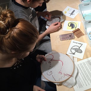 2016 US Visual Arts Trip to Wing Luke Museum