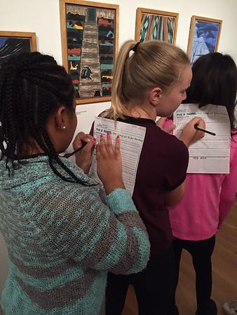 2017 6th Grade Field Trip to Seattle Art Museum