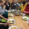 2017 8th Graders visit Green Plate Special