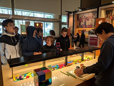 2018 6th Grade Field Trip to Bill & Melinda Gates Foundation Discovery Center