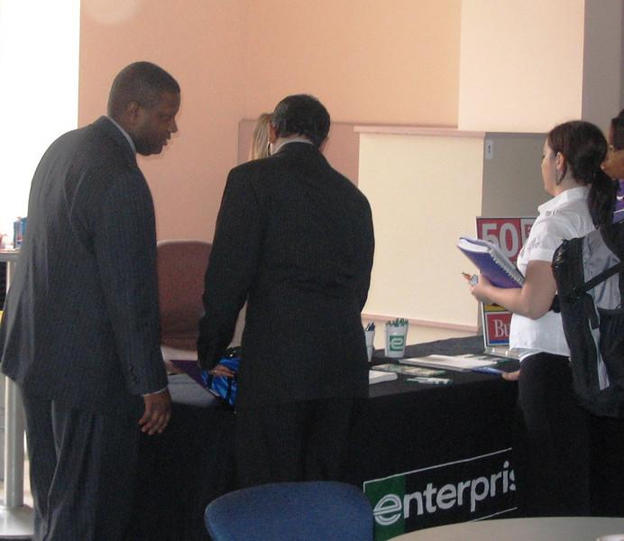 Fontbonne Spring Business Career Fair 2008