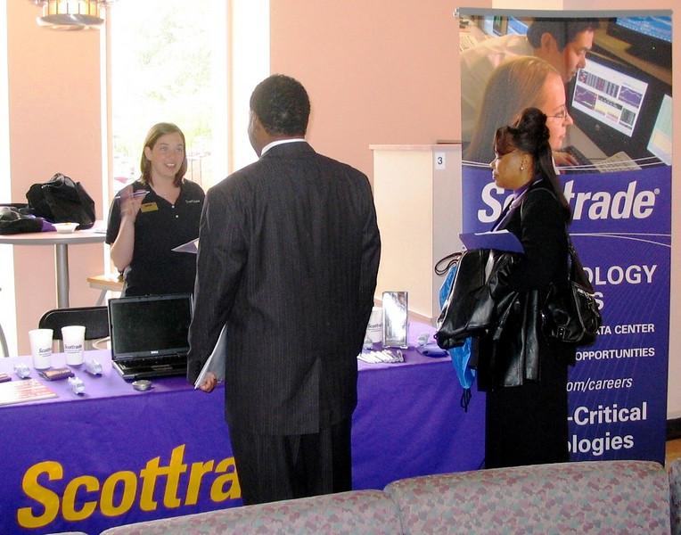Fontbone Spring Business Career Fair 2008