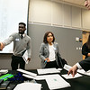 Arlington Graduate Career Fair.  Photo by:  Ron Aira/Creative Services/George Mason University