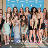 """The Islander's Volleyball Team pose for a photo during the Spring 2016 Athletics Banquet.<br /> <br /> More photos: <a href=""""https://flic.kr/s/aHskzBiYzK"""">https://flic.kr/s/aHskzBiYzK</a>"""